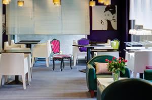 Petit-déjeuner - Hôtel Altos dans la baie du Mont Saint Michel