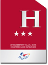 Logo Hotel 3 étoiles