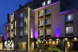 Hôtel Altos dans la baie du Mont Saint Michel