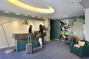 Réception Hôtel Altos Avranches