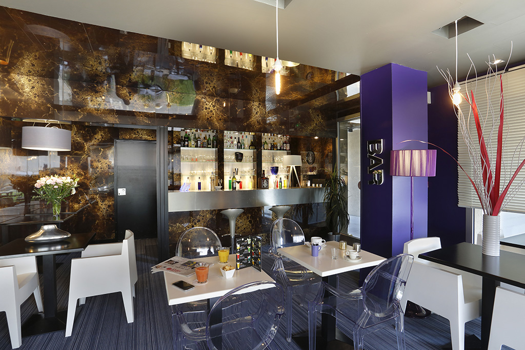 Bar, Altos Hotel & Spa, Avranches