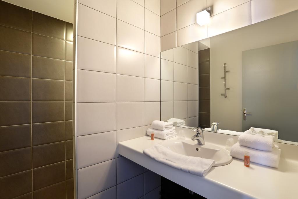 Salle de bain, Altos Hotel & Spa, Avranches