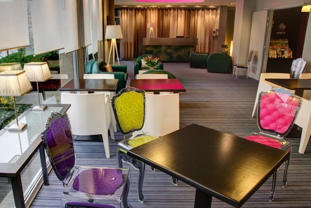 Salon, Altos Hotel & Spa, Avranches
